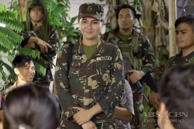 MMK Kalabaw: Emma, tumiwalag sa pagiging rebelde at lumaban bilang sundalo para sa kapayapaan
