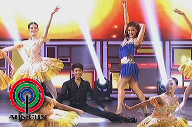 Kamille, Ryan in show stopping dance showdown