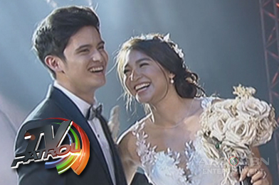 James Reid at Nadine Lustre, officially 1 month na bilang real sweethearts
