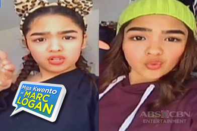 Mga Kwento ni Marc Logan presents 'Andrea Brillantes certified Musically Princess'