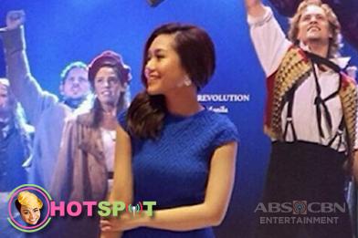 HOTSPOT: Rachelle Ann Go, kabado nga ba sa tuwing haharap sa Filipino audience?