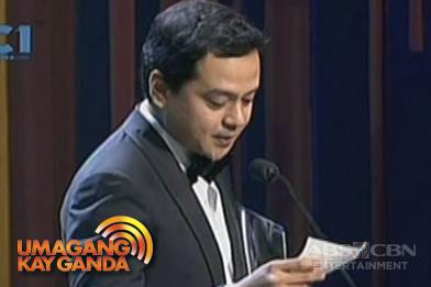 John Lloyd Cruz, pinarangalang best actor para sa 'Honor Thy Father'