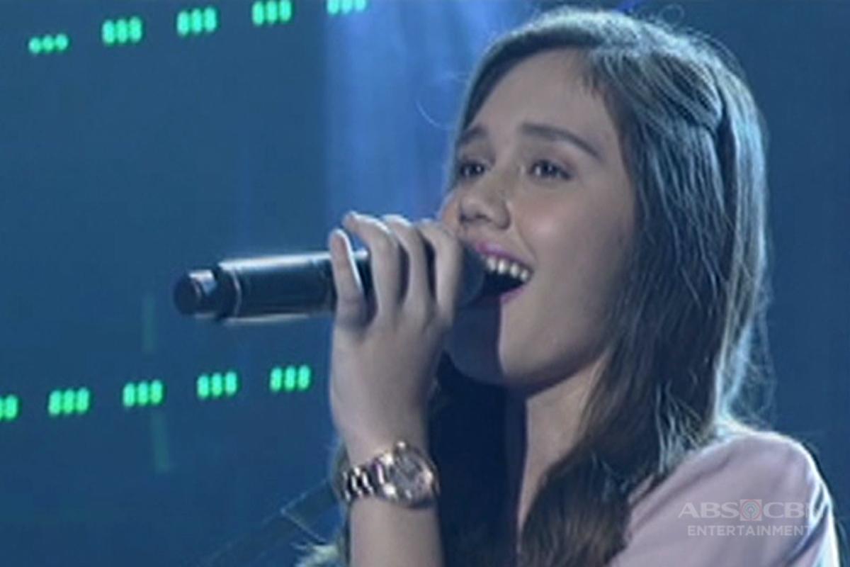 TNT: Luzon contender Patricia Le Gallez sings Umaaraw, Umuulan