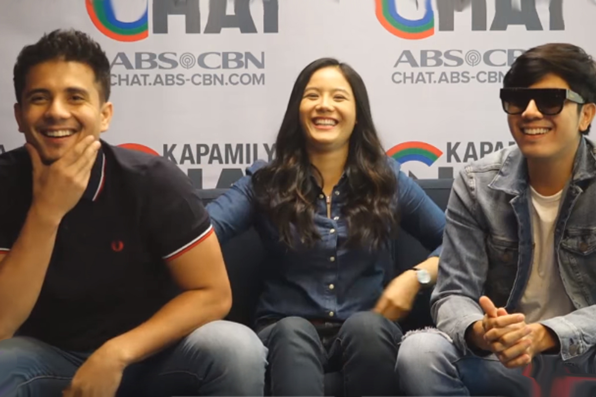 Kapamilya Chat with Paulo, Ritz and Ejay for The Promise Of Forever