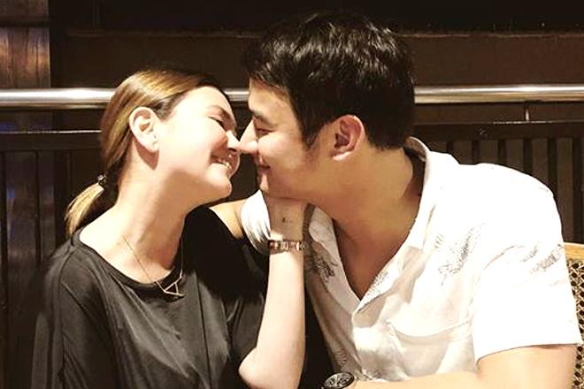 Angelica Panganiban at JM de Guzman, muntik nang nag-kiss sa isang photo