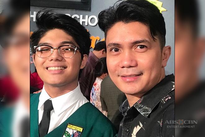Vhong Navarro, proud sa pag-graduate ng anak