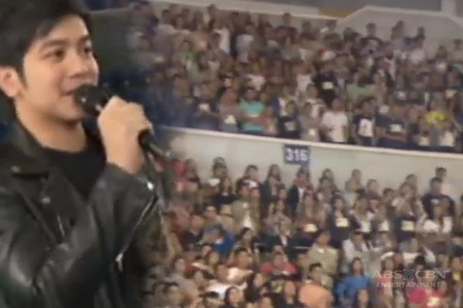 Libu-libo nagpakitang gilas sa pangalawang araw ng grand kapamilya auditions