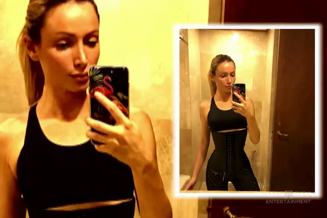 Michela shares how she maintains her sexy figure