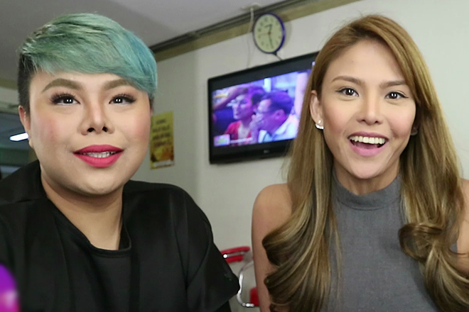 HOTSPOT: How to be a Star Patroller according to Gretchen Fullido?
