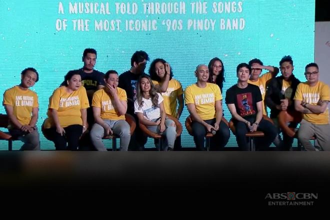 Mga awitin ng iconic 90s band na 'Eraserheads', itatampok sa isang musical