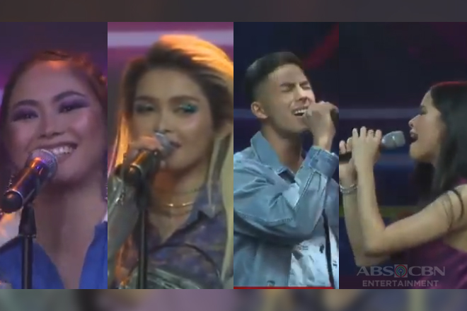 Hottest OPM artist, nag perfrom sa Myx Music Awards 2018