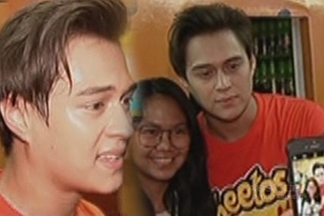 Enrique Gil, nagpasaya at nagpakilig ng fans sa kanyang meet-and-greet event