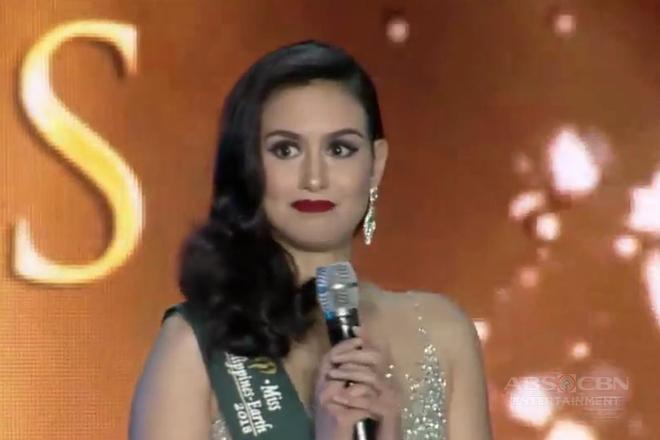 WATCH: Winning Q&A answer of Ms. Philippines Earth 2018 Silvia Celeste Cortesi