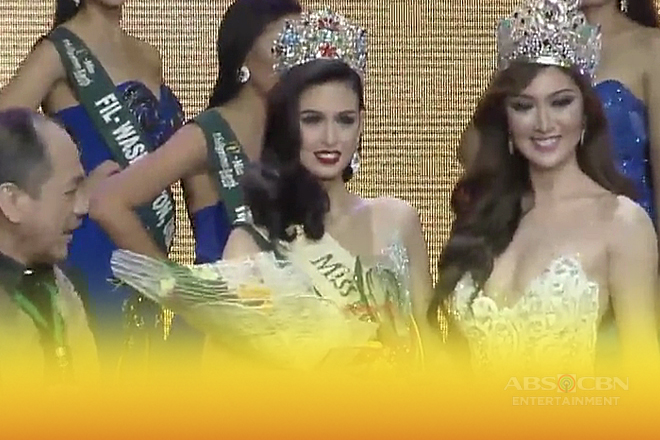 Celeste Cortesi, bagong Miss Earth-Philippines