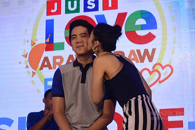 HIGHLIGHTS: JoshLia makes the crowd go wild at the Just Love Araw Araw Fan Meet