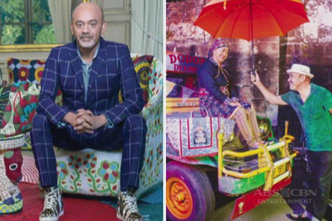 Traffic sa Manila, inspirasyon ng ilang designer bags ni Christian Louboutin