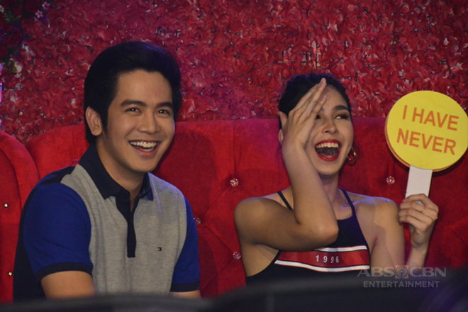 Just Love Araw Araw Fan Meet: Never Have I Ever Game with JoshLia