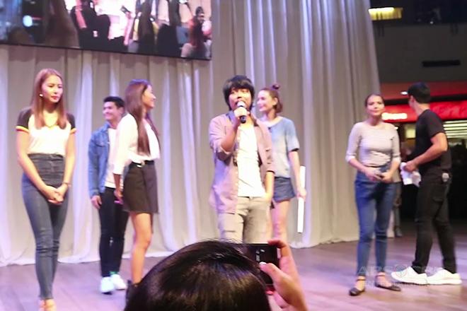 HOTSPOT: 'Since I Found You' cast, pinasaya ang mga Kapamilya sa kanilang mall show