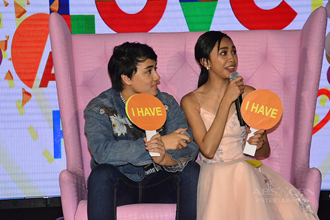 Just Love Araw Araw Fan Meet: Never Have I Ever Game with MayWard