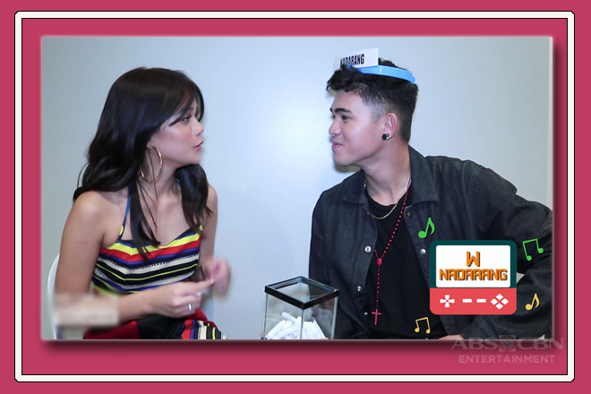 EXCLUSIVE: Game Of Songs Challenge with MarNigo
