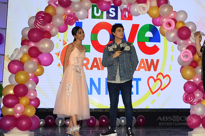 WATCH: Maymay and Edward's 'wedding' at the Just Love Araw Araw Fan Meet