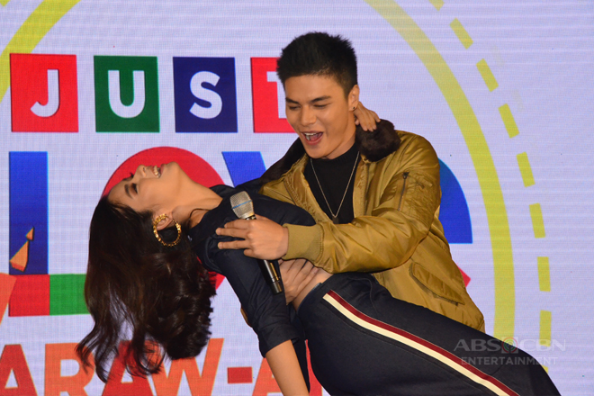 Just Love Araw Araw Fan Meet: LoiNie performs for fans, sings Justin Bieber's Life Is Worth Living