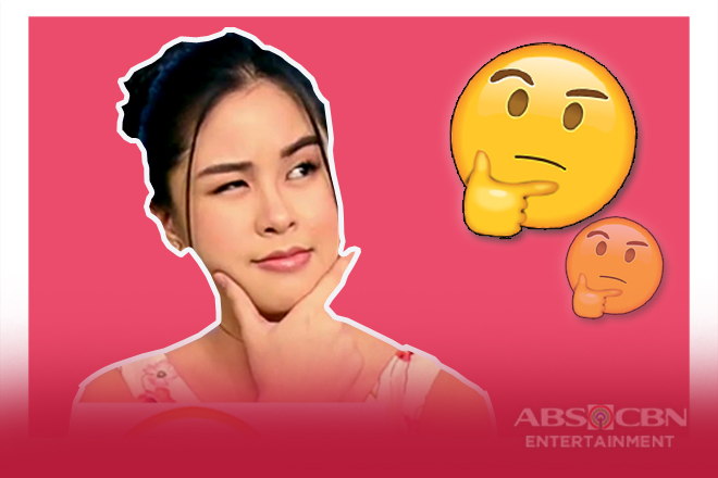 Kisses Delavin takes on the Copy The Emoji Challenge
