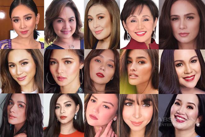 Best of #StarCinema25: 15 Iconic Leading Ladies