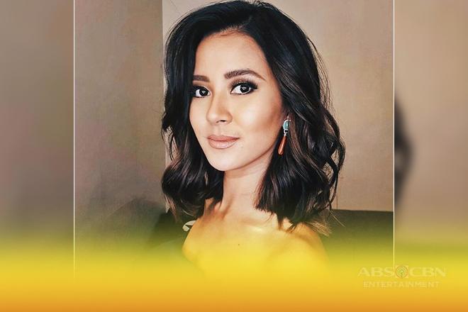 Bianca Gonzales, sinagot ang basher na nag-comment na sya'y 'anorexic'