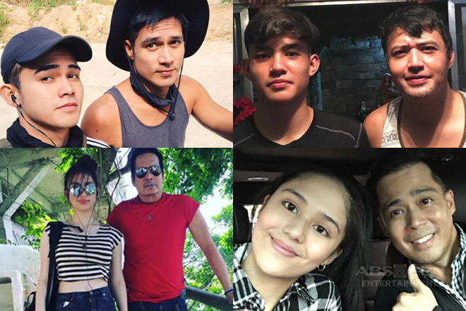 What these Kapamilya stars learned from their fathers