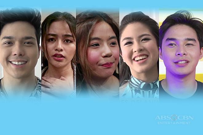 Ano ang namanang ugali ng paborito mong Kapamilya celebrities sa kanilang ama?