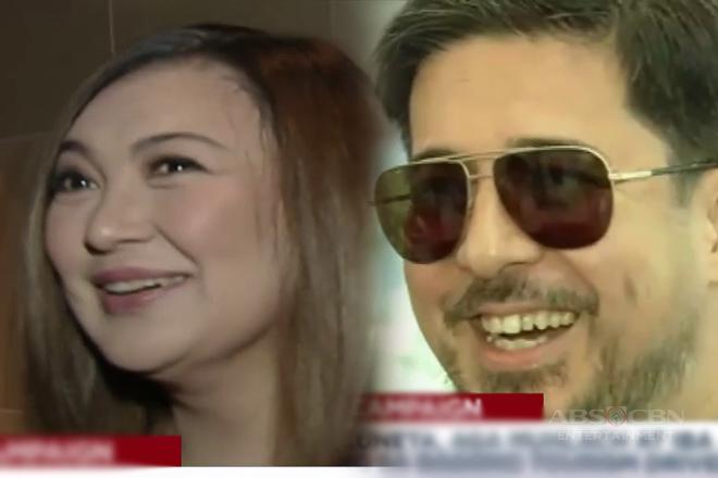 Sharon Cuneta, Aga Muhlach at iba pa, nangako ng tulong sa bagong tourism drive ng D.O.T.