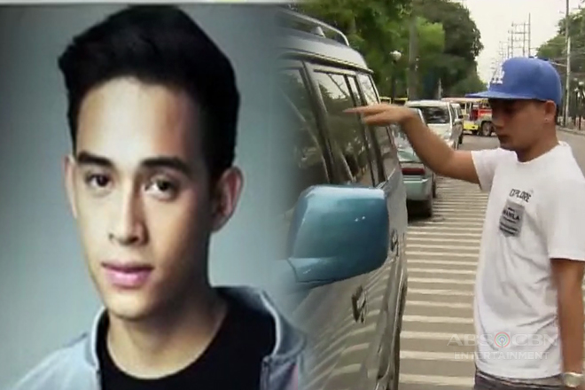 Diego Loyzaga, inireklamo ng isang TNVS driver matapos umanong mang-away sa kalsada