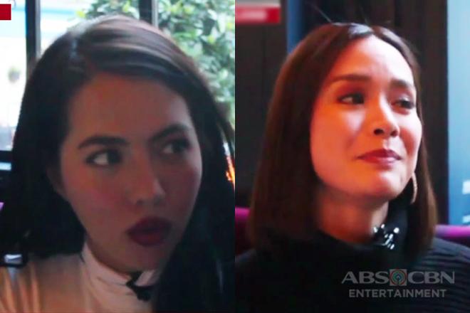Mga bida ng The Blood Sisters at Asintado dinagsa sa Kapamilya Fiesta World