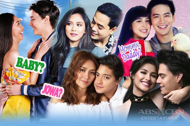 Ang mga cute at nakakakilig na tawagan ng paborito ninyong Star Cinema love teams