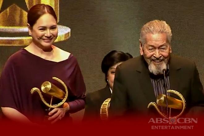 Mga bigating artista, kinilala bilang Film Icons Awardees