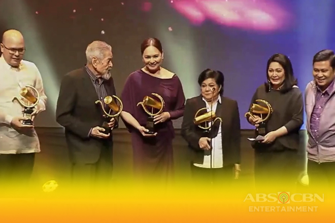 Pinoy Film Icons, kinilala sa 2018 Eddy Awards