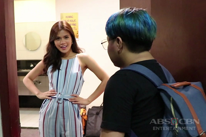 HOTSPOT: Dj JhaiHo, gives an EXCLUSIVE tour around ABS-CBN!