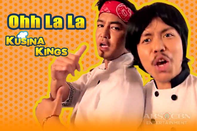 Watch the official music video of Kusina Kings featuring