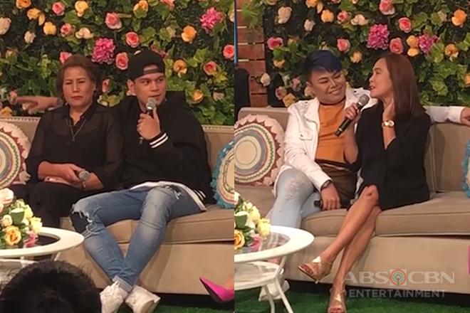 HOTSPOT: Zeus Collins at Dj JhaiHo, celebrity guests sa Magandang Buhay!