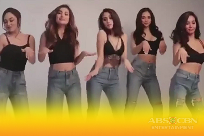 Bboom Bboom Dance Challenge ng Abay Babes