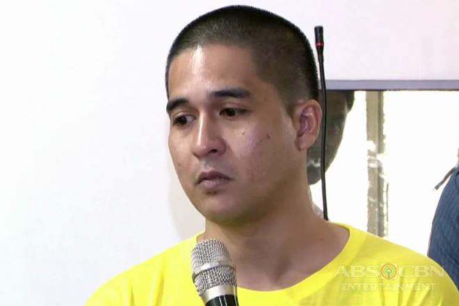 Dating actor CJ Ramos, arestado matapos mahuling bumibili ng droga