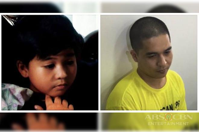 Dating child actor CJ Ramos naluha nang ma-aresto ng mga pulis