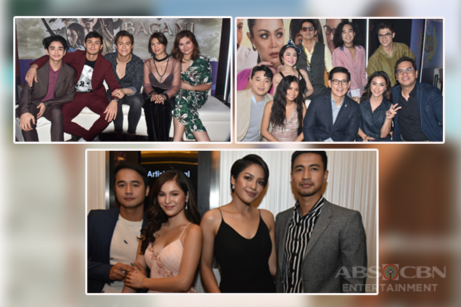 WATCH: Kapamilya stars gather for The Front Row Experience: An ABS-CBN Trade Event