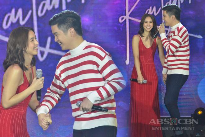 WATCH: JoshLia, nagpakilig sa ABS-CBN Trade Event: The Frontrow Experience