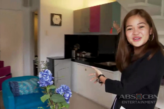 WATCH: Welcome to Janine Berdin's new house!