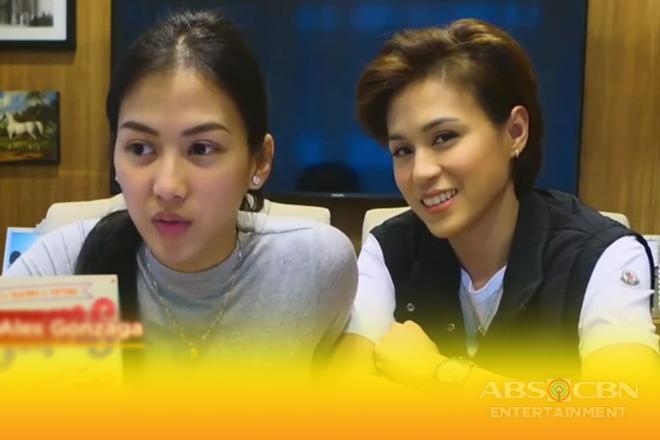 Gonzaga sisters, nagbasa ng harsh comments