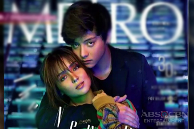 LOOK: #KathNiel on the cover of Metro's August issue!