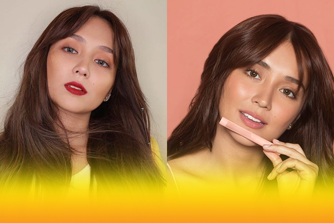 Kathryn Bernardo, ipinasilip ang sariling makeup line