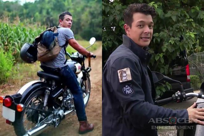 Jericho Rosales, minsan actor pero minsan biker din!